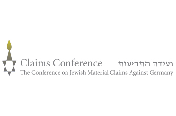 The Conference of Jewish Material Claims Against Germany logo