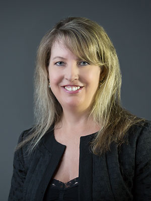 Danielle Berche, Director of Finance