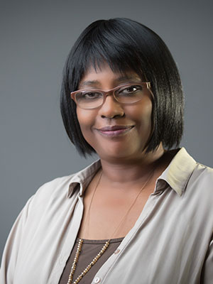 Valerie Bogar, Vice President of Human Resources