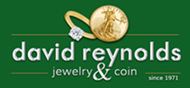David Reynolds Jewelry & Coin logo