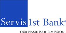 Servis1st Bank logo