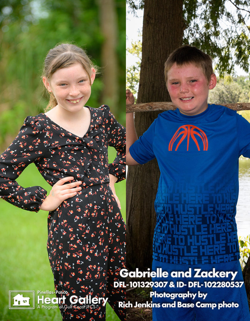 Zackery and Gabrielle
