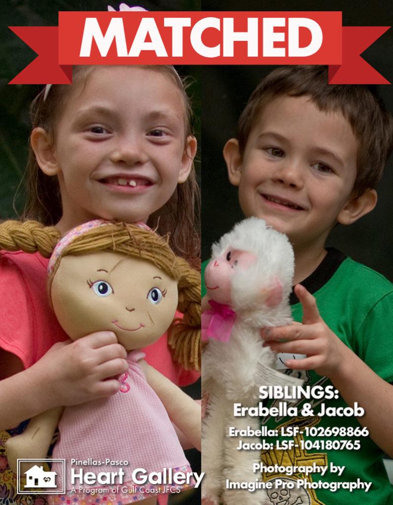 Jacob and Erabella