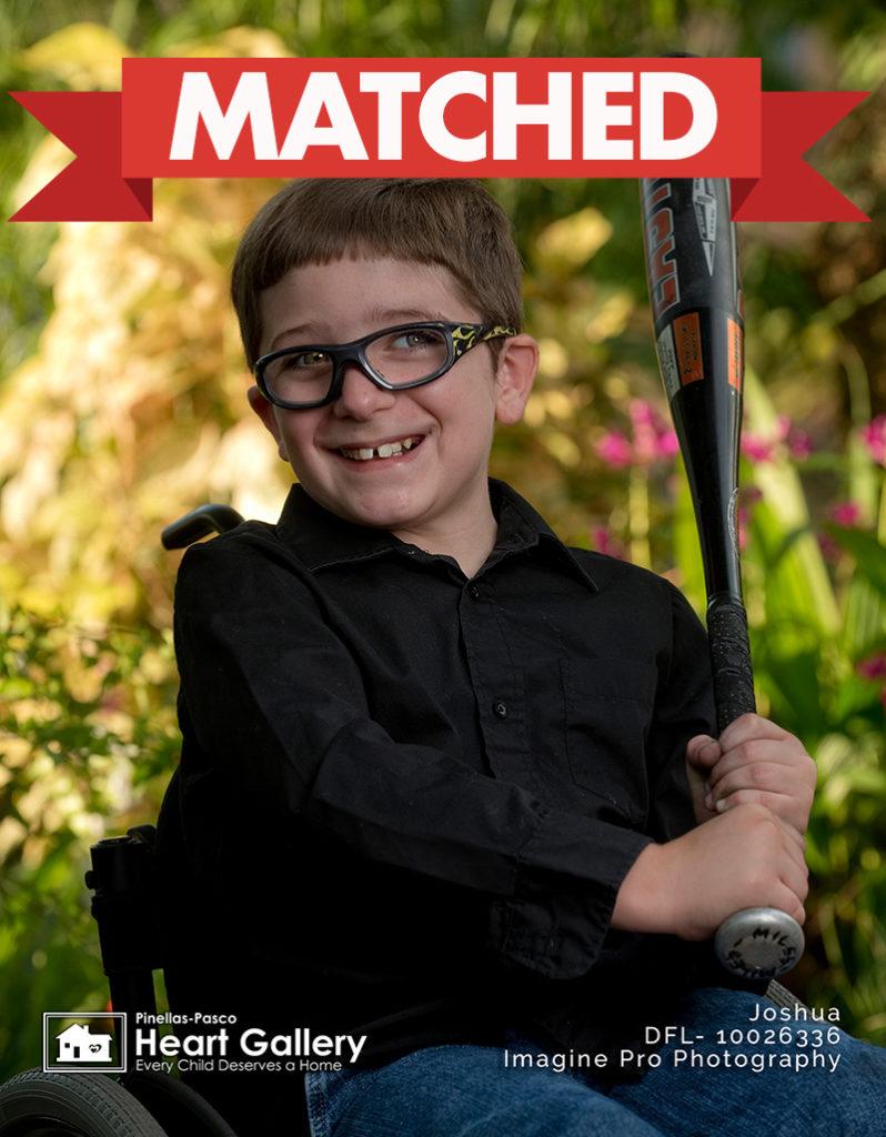 Joshua MATCHED