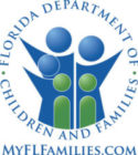 Florida Department of Children and Families logo, myflfamilies.com