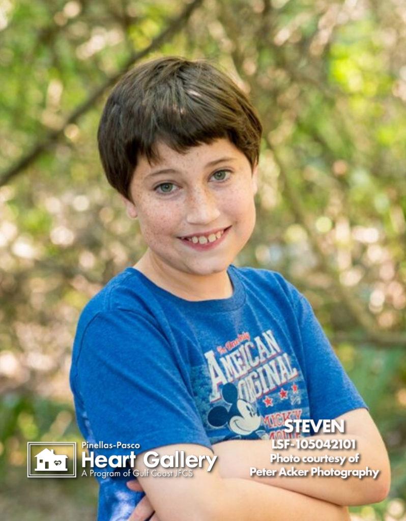 Photo of Steven
