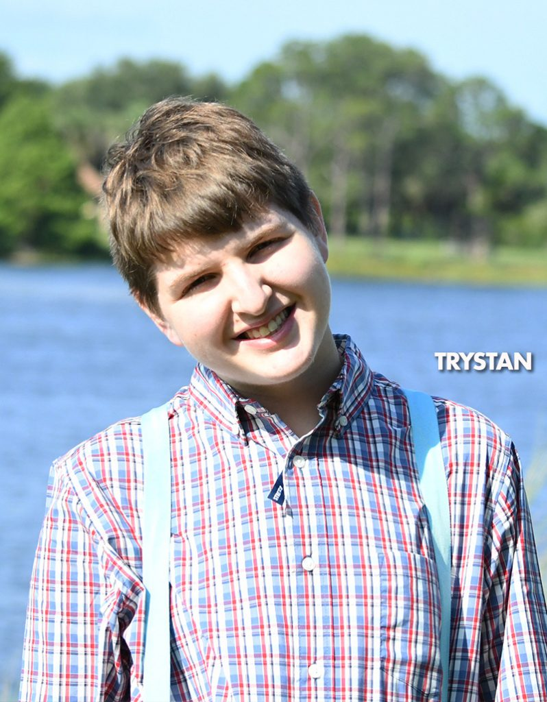 Photo of Trystan