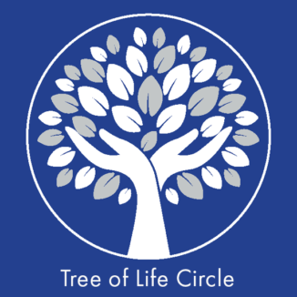 tree of life with words