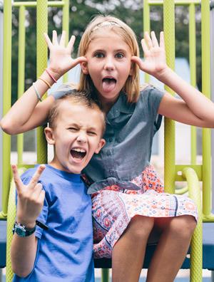 Bethany & David Adoptees