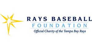 Rays Baseball Foundation Logo